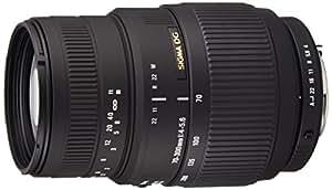 Sigma Objectif Macro 70-300 mm F4-5,6 DG - Monture Pentax
