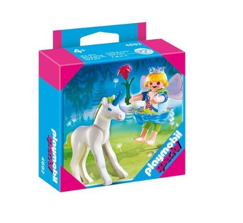 Playmobil 626633 - Hadas - Hada con Unicornio