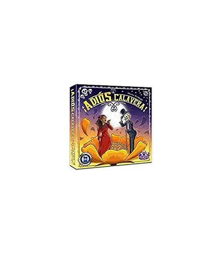 Tranjis Games - ¡Adios Calavera! - juego de mesa (TRG-07adi)