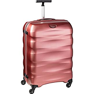 Samsonite – Maleta  rojo Red