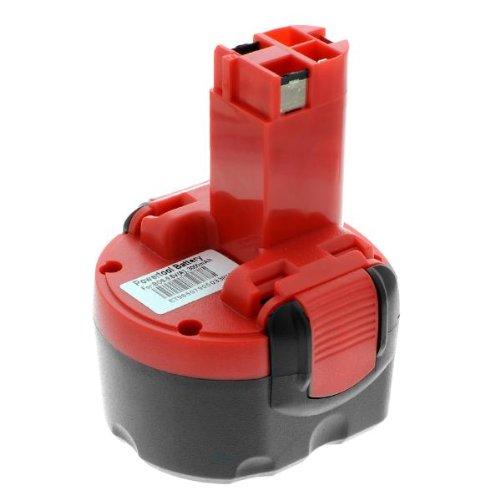 ERT batteria RICARICABILE 9.6V 3000mAh per trapano avvitatore BOSCH vari modelli