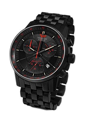 Vostok Europe GAZ 14Grand Chrono 5654176-B Reloj de hombre