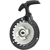 ENET Mini Motor Recoil Start Pullstart Cable Motores para 49 CC Minimoto Quad Dirt Bike