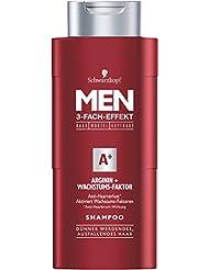 Men Arginin Wachstums-Faktor Shampoo, 4er Pack (4 x 250 ml)