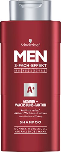 Men Arginin Wachstums-Faktor, 4er Pack (4 x 250 ml)