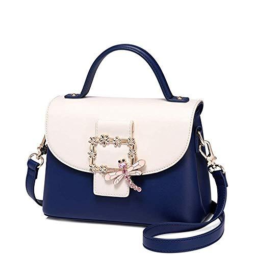 LEOO Damen Geldbörsen und Handtaschen Damen Designer Umhängetasche Schultertasche