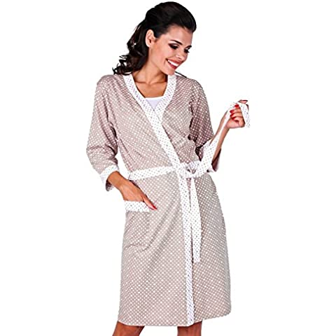 Zeta Ville - Premamá Camisón / bata / pijama MEZCLA Y COMBINA - para mujer 770c