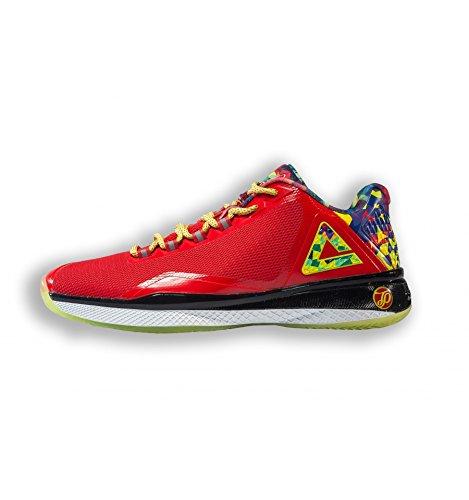 Peak Sport Europe Unisex Adults' Basketballshoe Tony Parker TP Iv  Basketball Shoes: Amazon.co.uk: Sports & Outdoors