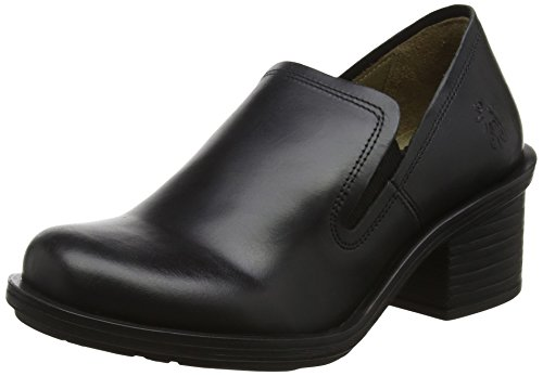 Fly London Damen Coby087fly Pumps Schwarz (nero)