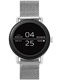 Skagen Falster Digital Black Dial Unisex Watch - SKT5000