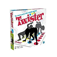 ‏‪Indoor Outdoor Fun Twister Toy Kids Adult Game Moving Body On Map Creative Interactive Educational Toys Party Moves Game‬‏