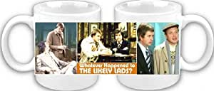 WHATEVER HAPPENED TO THE LIKELY LADS TRIBUTE COFFEE MUG