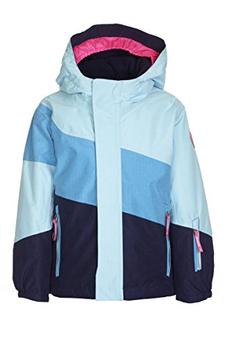 Killtec Kinder Litty Mini Skijacke, Hellaqua, 110/116