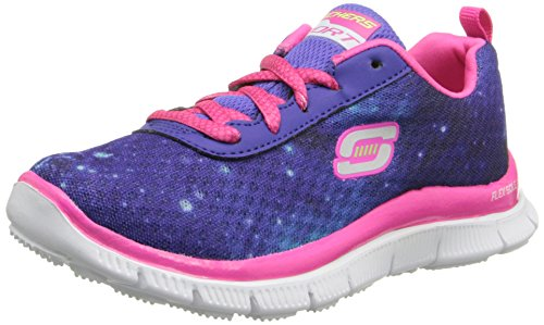 Skechers Skech Appeal Color Clash, Girls' Multisport Outdoor Shoes, Blue (Blpk), 10.5...