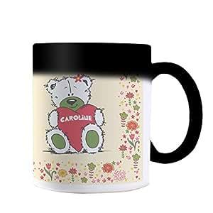 Mug Ourson personnalisé avec un prénom