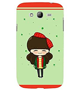 PRINTSWAG CARTOON GIRL Designer Back Cover Case for SAMSUNG GALAXY GRAND NEO PLUS