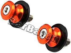 10mm Schwingenschutz Schwingenadapter Ständer Bobbins Spools Racingadapter Für Ktm 125 200 390 Duke Rc125 Rc200 Rc390 Auto