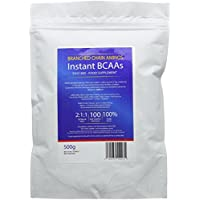 Muscleform 500 g Instantised BCAA 2:1:1 Branched Chain Amino Acids Powder