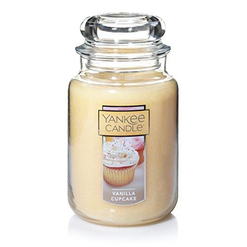 YANKEE CANDLE 10591 Housewarmerglas 625g Vanilla Cupcake