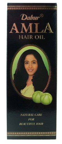 Dabur Amla Haaröl für natürliche Haarwachstum und seidig schönes Haar 200ml - öl Haar Amla