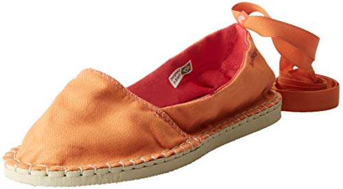Havaianas Origine Slim, Damen Espadrilles ,Orange (Pumpkin) ,39 (37 Brazilian)