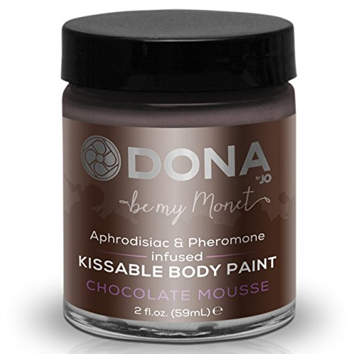 Dona-by-Jo Dona Body paint Chocolate mousse