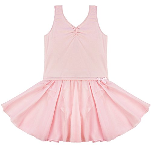 iiniim Girls Kids Ballet Dress Gymnastics Dance Leotard Costume Dancewear