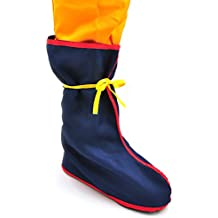 CoolChange cubrezapatos para el disfrace cosplay de Son Goku de Dragon Ball