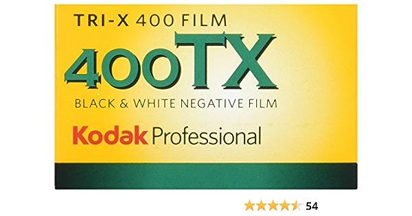 Kodak Tri X 400 24 Schwarz Weiß Negativ Filme Kamera