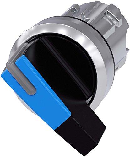 siemens-sirius-atc-selector-redondo-metalico-a-brillante-azul-manecilla-larga-o-i-90o