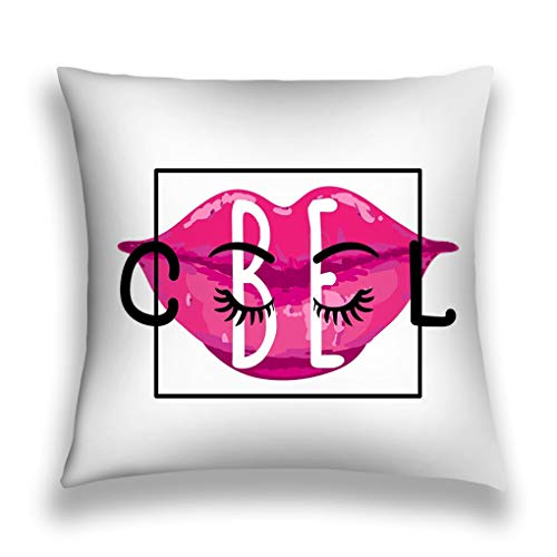 zexuandiy Kissenbezüge Throw Pillow Cushion Cover, 18