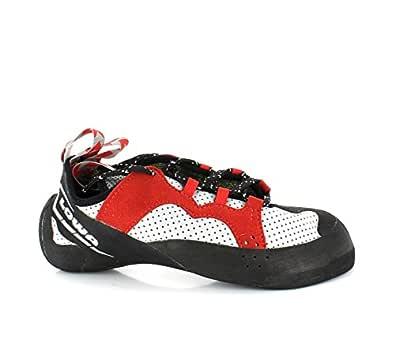 Grey Eagle Lacing Climbing Shoes
