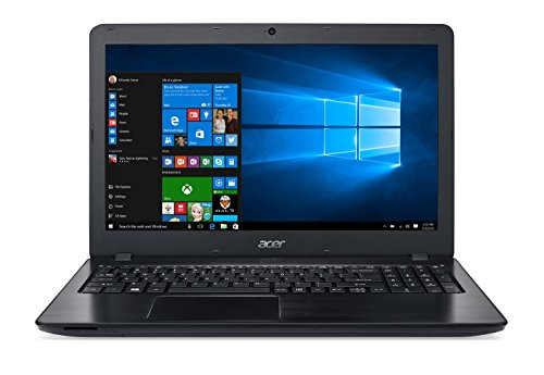 Acer F5-573G-507X - Ordenador Portátil de 15.6' HD (Intel Core i5-7200U, 8 GB RAM, 1 TB HDD, Nvidia GTX 950M 4 GB, Windows 10); Negro - Teclado QWERTY Español