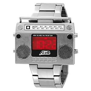 Flud - BBX001 - Montre Mixte - Quartz Digital - Bracelet