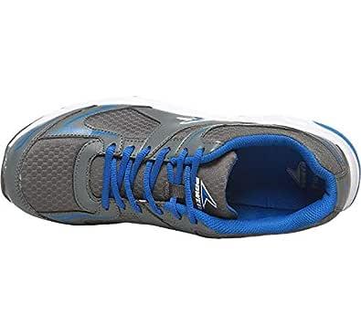 Power Men's Grey Running Shoes - 7 UK/India (41 EU) (8312219)