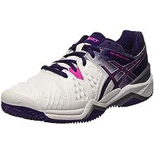 Asics Gel-Resolution 6 Clay, Zapatillas de Tenis Mujer