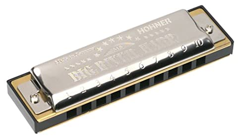 Mundharmonika Hohner - Big River - Harmonica diatonique - Tonalité Do