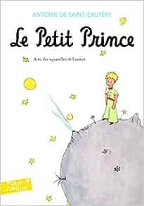 Amazon.fr - Le petit prince - Antoine de Saint-Exupéry