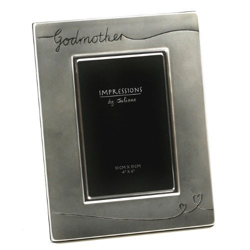 Occasions direct framestm - cornice fotografica placcata argento, per foto 15 x 10 cm in orizzontale, con inciso