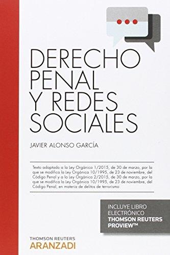 Derecho penal y redes sociales (Monografía)
