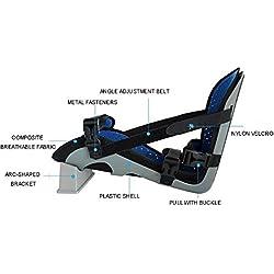 Knöchel Fixation Bracket - Leichte komfortable Atmungsaktivität Stabile Fuß-und Knöchel-Fraktur Achillessehne-Chirurgie kann Gelenkplatte Ankle Korrektur gehen