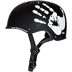 Sport Direct SHE16X - Casco de ciclismo BMX integral