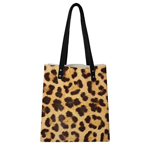 Leder Handtasche Einkaufstasche mit Brieftasche Casual Reisetaschen Lehrer Totes Tasche Strand Totes für Mädchen (Lehrer-einkaufstaschen Mit Taschen)