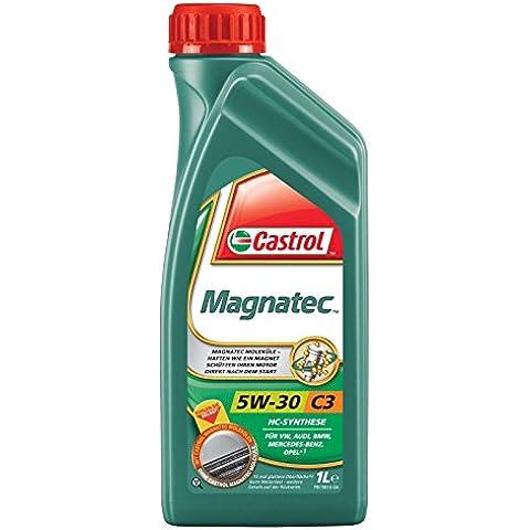 Castrol Magnatec 56837 Motor Oil SAE 5W-30 C3, 1 Litro