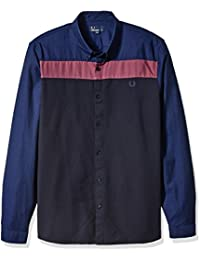 Fred Perry Men's Oxford Mix Shirt