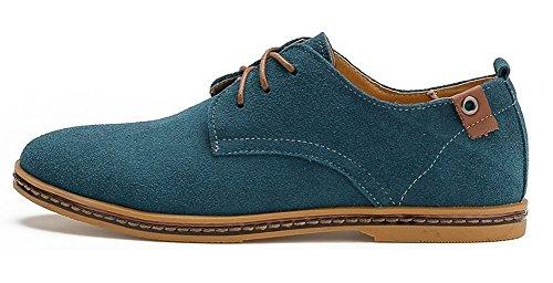 Fangsto  Shoes, Chaussures à lacets homme Vert