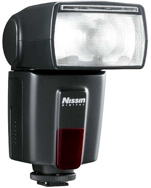 Nissin Speedlite Di600 Blitzgerät Für Nikon Kamera