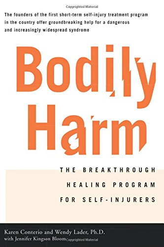 Free Download Bodily Harm The Breakthrough Healing Program For Self