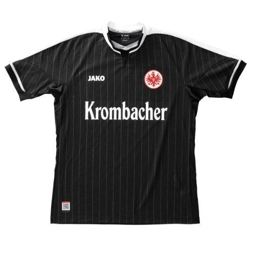 JAKO Eintracht Frankfurt Trikot (Away) 12/13 EF4212 128 Schwarz/Weiß