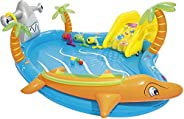 Baby Swimming Ring Newborns Inflatable Swimming Float Bathing Circle Baby Neck Float Inflatable Wheels Pool Ra